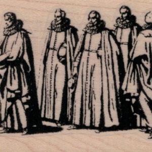 Twelve Apostle or 12 Priests 2 x 5 1/4-0