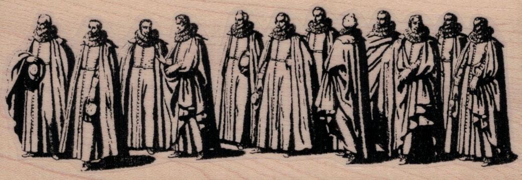 Twelve Apostle or 12 Priests 2 x 5 1/4