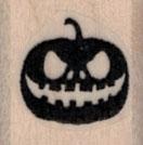 Whimsical Jack O Lantern 3/4 x 3/4-0