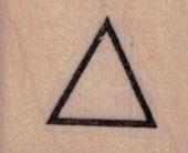 Triangle 1 x 3/4-0