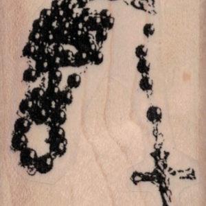 Rosary 1 3/4 x 2 1/4-0