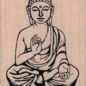 Let That Shit Go Buddha 2 x 3 1/4-0