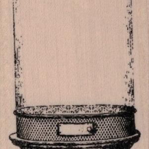 Steampunk Victorian Display Case 2 x 3 1/2-0
