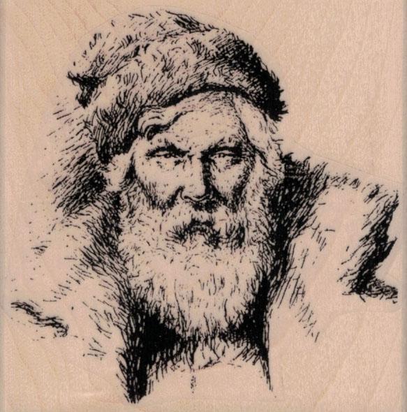 Santa Claus 3 x 3