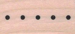 5 Dots 3/4 x 1 3/4-0