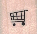 Tiny Shopping Cart 3/4 x 3/4-0