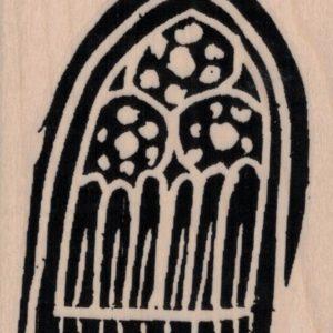 Ethos Door by Tina Walker 2 1/2 x 3-0