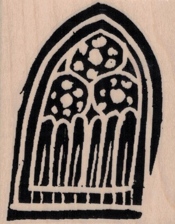 Ethos Door by Tina Walker 2 1/2 x 3