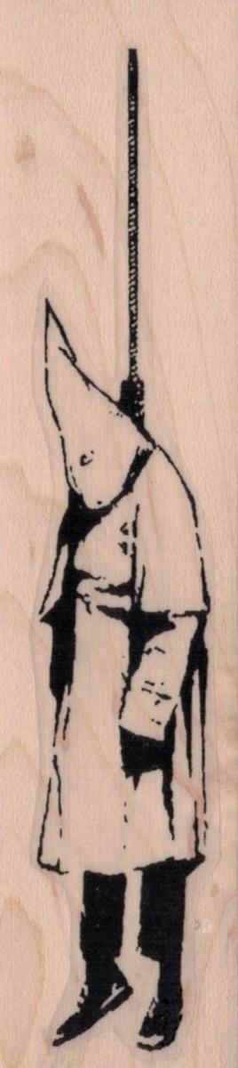 Banksy KKK Hanging/Lynched 1 1/4 x 4 3/4