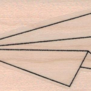 Paper Airplane 1 1/4 x 2-0