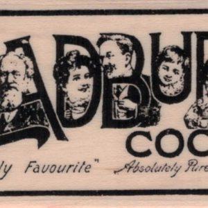 Cadbury's Cocoa Ad 1 3/4 x 3 1/2-0